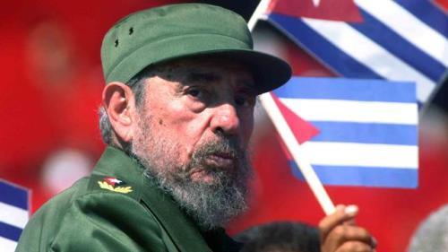 Fidel Castro, dictador cubano durante 60 años