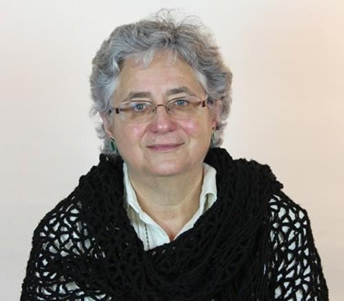 Montserrat Galcerán, concejala de 'Ahora Madrid' que apoya la ocupación de edificios por parte del mundo okupa.