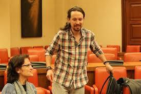 Pablo Iglesias (alias 'Mezquitas'). Presento jefe de la 'manada'.