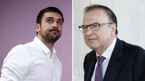 Los Espinar, padre e hijo. De padre gato, hijo minino. A la ixzquierda d ela imagen, el corrupto, defraudador y fraudulento, Ramón Espinar.