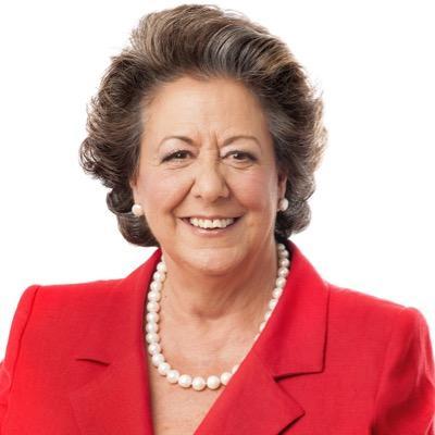 Rita Barberá, exalcaldesa de Valencia, fallecida hoy.