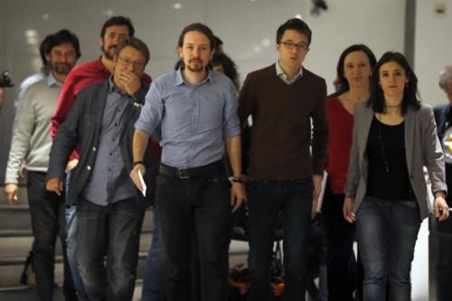 Manada de 'Podemos'.