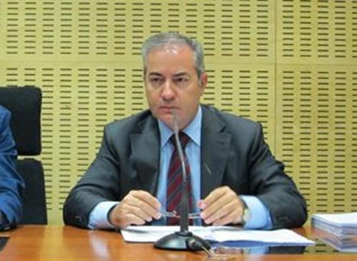 Agustín Sigüenza Molina, director general de FP y responsable de la educación de adultos en la Junta de Castilla y León.