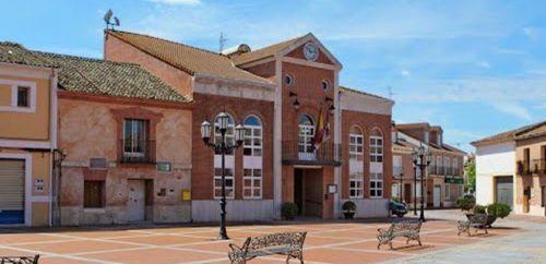 Ayuntamiento de Aldeamayor de San Martín.