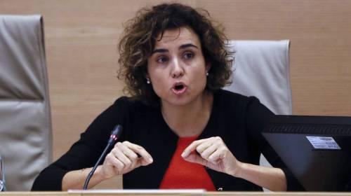 Dolores Montserrat, desconcertante ministra de Sanidad nombrada por Mariano Rajoy.
