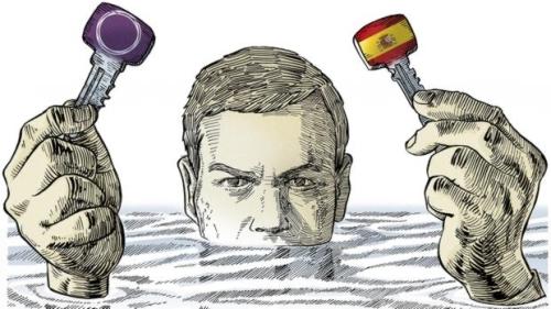Pedro Sánchez nunca tuvo claro si defender a España o inclinarse por el filoterrorismo etarra.