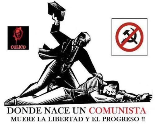 Cuando el comunismo habla de libertad, atenta contra la verdad y contra la dignidad del ser humano.