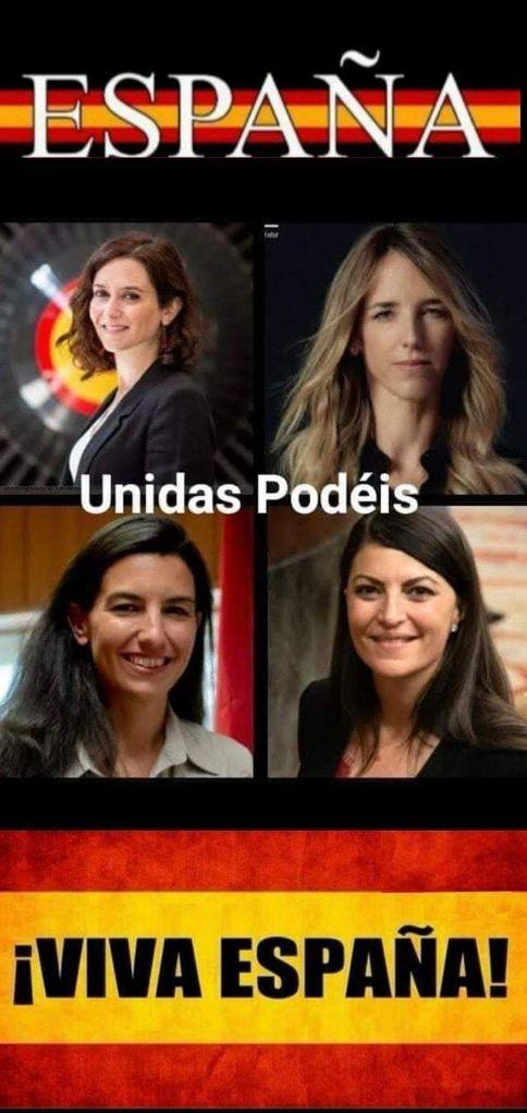 Unidas por España